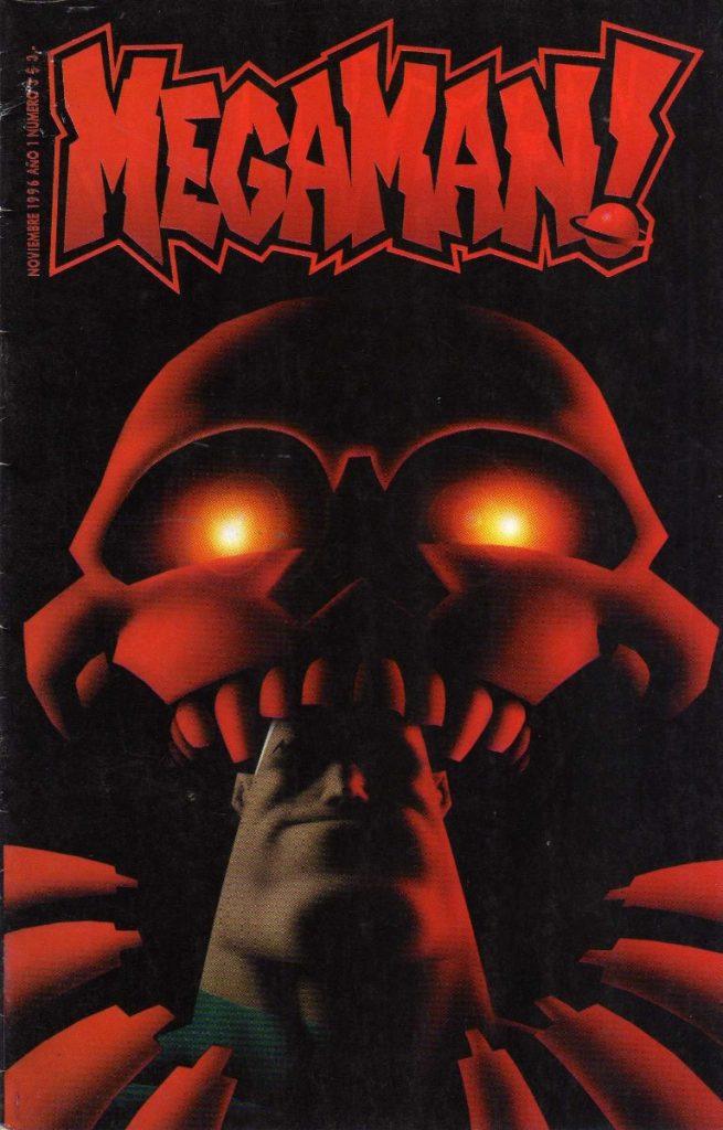 Fernando Calvi, Megaman Nro. 3, Ediciones de la Urraca, noviembre de 1996.