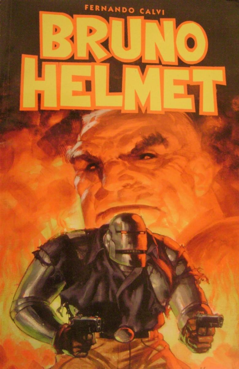 Fernado Calvi, Bruno Helmet, Ediciones Buena Letra S.A., abril de 1998.