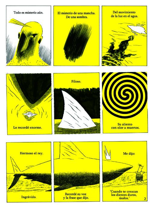 Fernando Calvi, Altavista, Hotel de las Ideas, 2014. Publicado originalmente en Fierro entre 2007 y 2011.