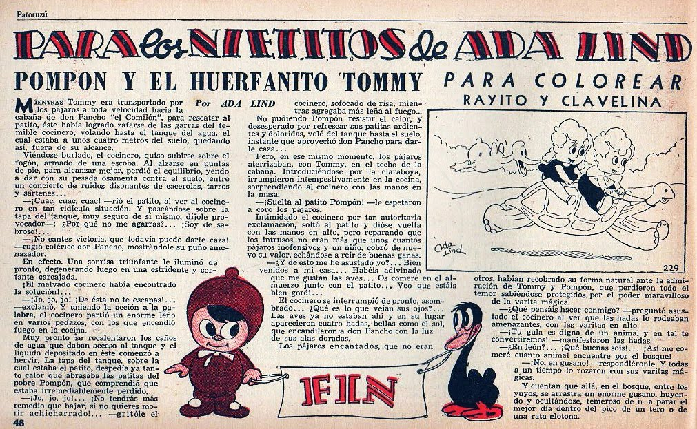 Breve e Incompleta Historia de Mujeres Dibujantes   Revista Kamandi